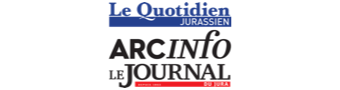 Logo-Quotidien Jurassien | Arc Info | Journal du Jura